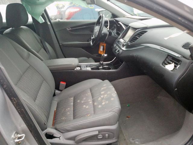2018 Chevrolet IMPALA | Vin: 2G1105S30J9131082