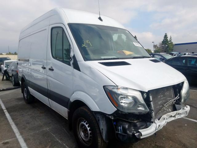 2017 Mercedes-Benz Sprinter 2 for sale in Rancho Cucamonga, CA