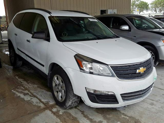 2016 Chevrolet Traverse L for sale in Homestead, FL