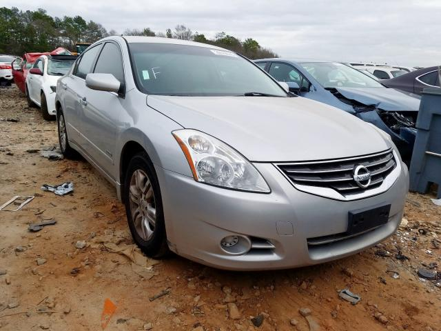 2010 Nissan Altima Hybrid for sale in Byron, GA