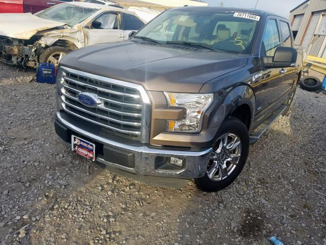 2015 Ford F150   Vin: 1FTEW1CP1FFB37201