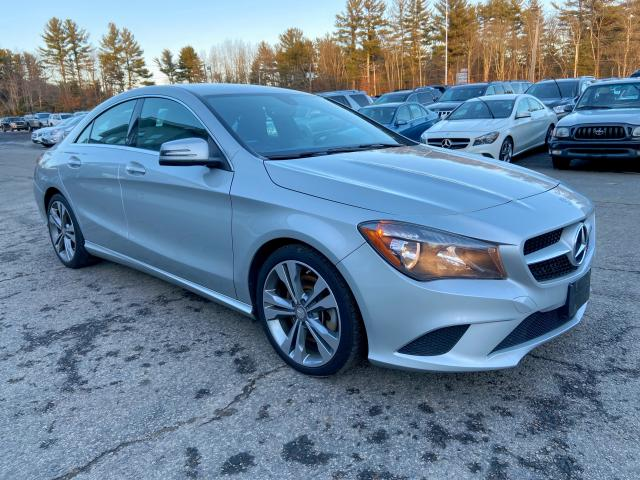 WDDSJ4EB9EN060365 - 2014 Mercedes-Benz Cla 250 2.0L Left View