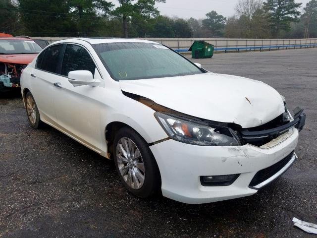 Honda Accord EX salvage cars for sale: 2015 Honda Accord EX