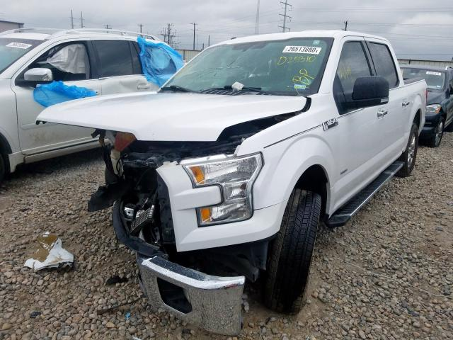 2015 Ford    Vin: 1FTEW1CP5FKD25310