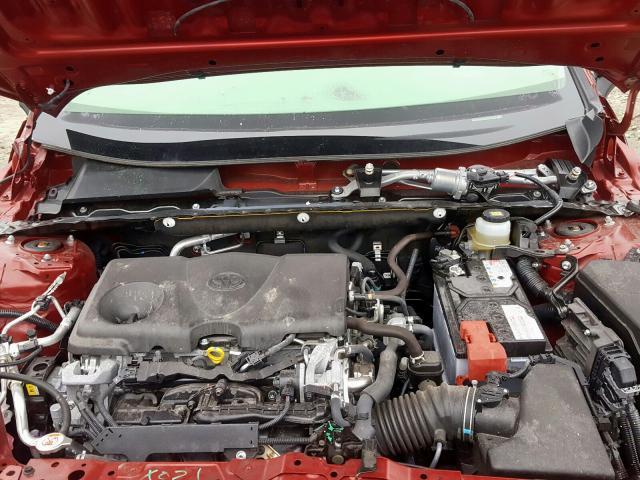 2019 Toyota RAV4   Vin: JTMF1RFV2KD512384