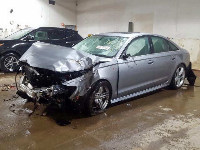 2016 Audi A6 | Vin: WAUFGAFC5GN084470