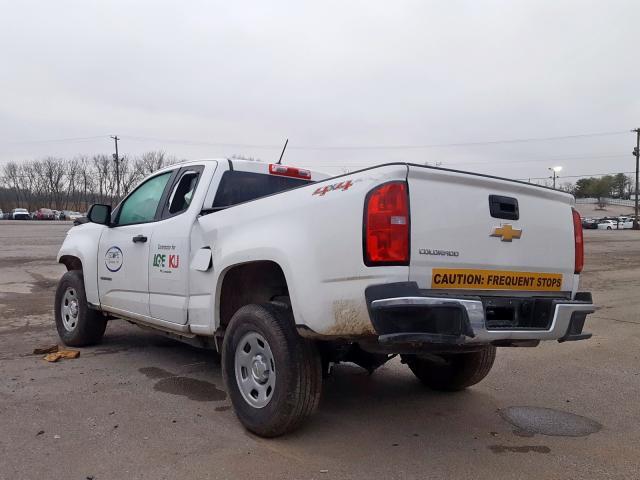 2019 Chevrolet COLORADO | Vin: 1GCHTBEA2K1232099