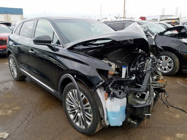 2018 Lincoln MKX Reserv for sale in Woodhaven, MI