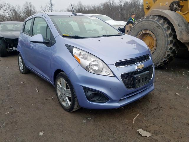 2014 Chevrolet Spark 1LT en venta en York Haven, PA