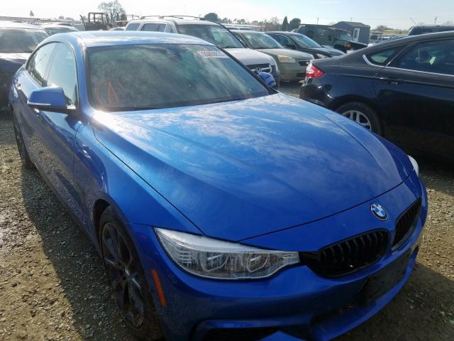 2017 BMW 440I Gran en venta en Antelope, CA