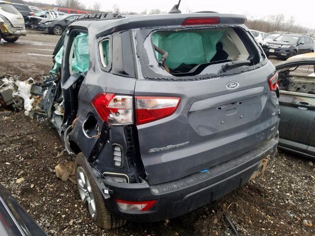 2019 Ford ECOSPORT | Vin: MAJ3S2GE5KC263337