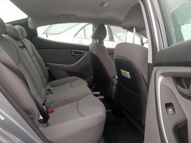 2015 Hyundai ELANTRA   Vin: KMHDH4AE0FU250170