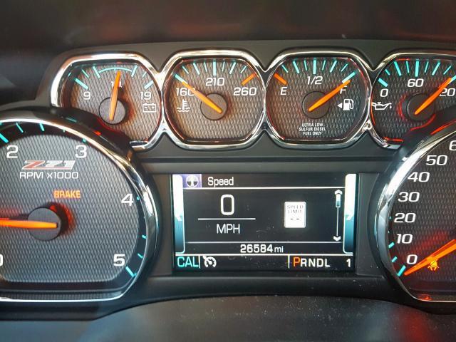 2018 Chevrolet SILVERADO | Vin: 1GC1KWEYXJF203668