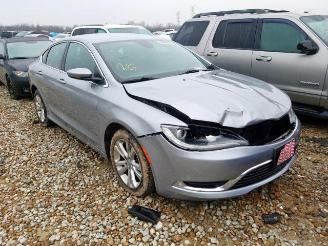 2015 Chrysler 200 Limited for sale in Memphis, TN