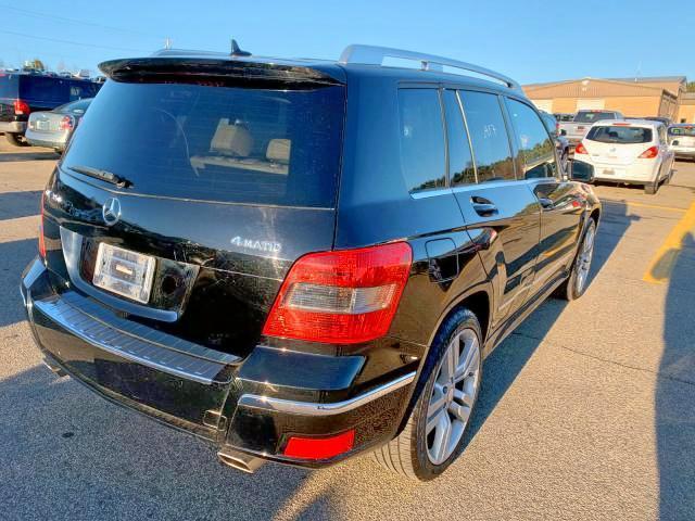 WDCGG8HB9CF834830 - 2012 Mercedes-Benz Glk 350 4M 3.5L [Angle] View