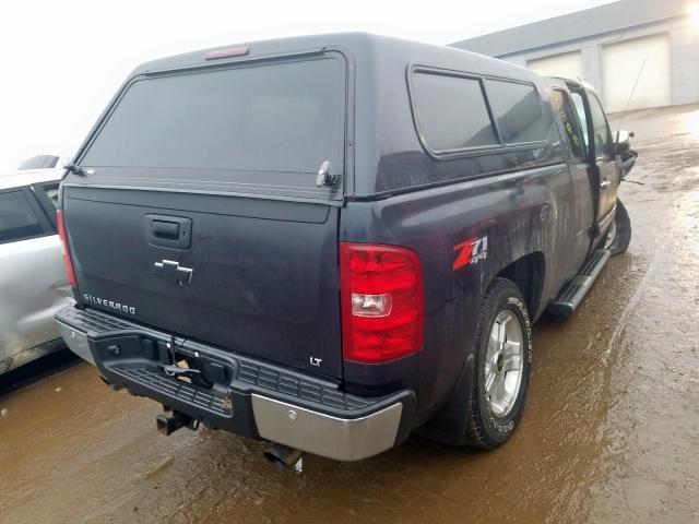 2013 Chevrolet SILVERADO | Vin: 1GCRKSE71DZ213446