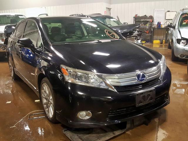 Salvage 2010 LEXUS HS - Small image. Lot 26594800