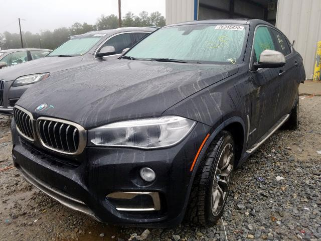 2016 BMW X6 | Vin: 5UXKU0C55G0F93239