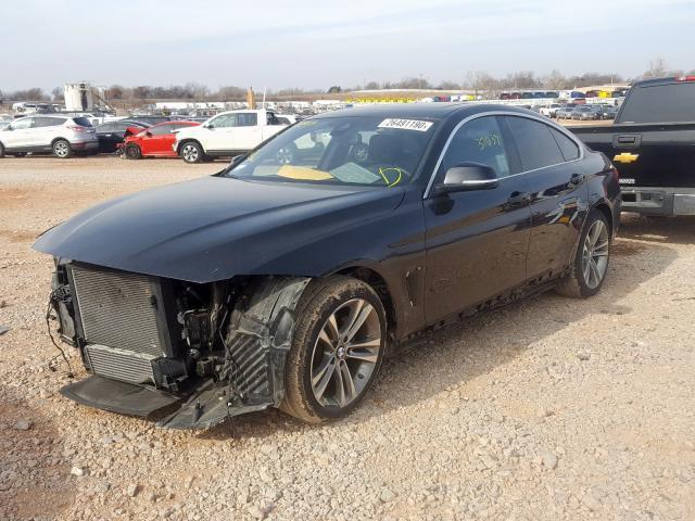 2016 BMW 4 series | Vin: WBA4A9C52GGL89054