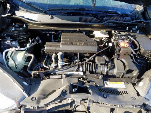 2017 Honda CR-V   Vin: 2HKRW2H91HH635098