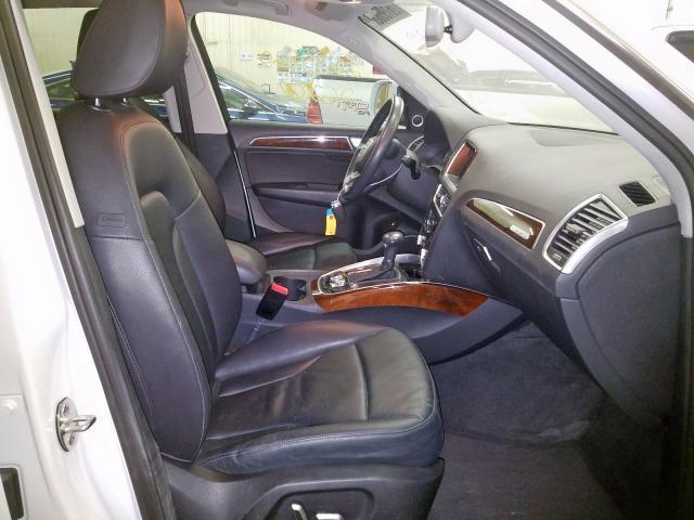 2017 Audi Q5 | Vin: WA1L2AFP5HA016390