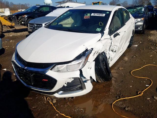 2019 Chevrolet CRUZE | Vin: 1G1BE5SM5K7132911