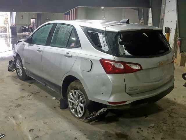 2019 Chevrolet EQUINOX | Vin: 3GNAXHEV7KS665337