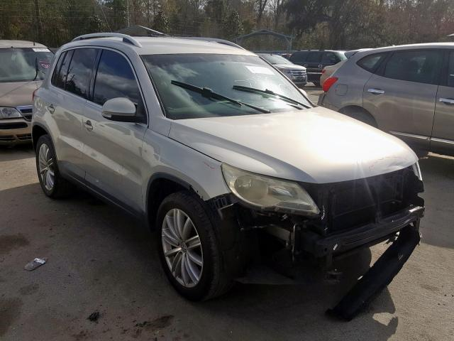 2010 Volkswagen Tiguan S for sale in Byron, GA