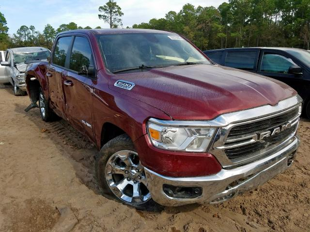 Salvage 2019 RAM 1500 BIG H - Small image. Lot 26225080