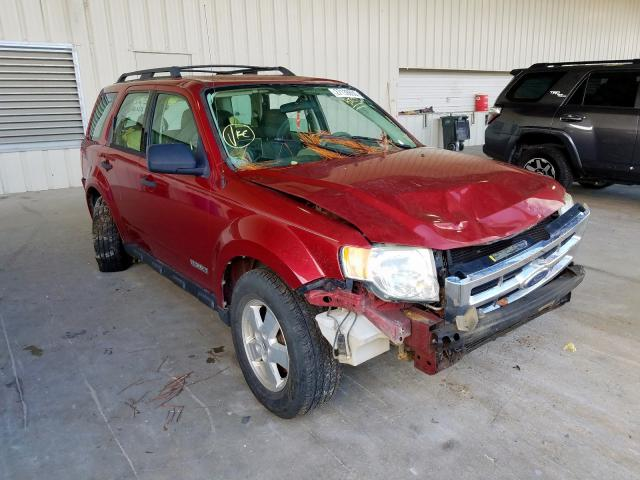 Salvage 2008 FORD ESCAPE XLS - Small image. Lot 27139850