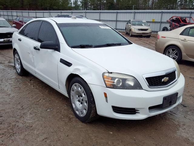 Salvage 2011 Chevrolet CAPRICE PO for sale