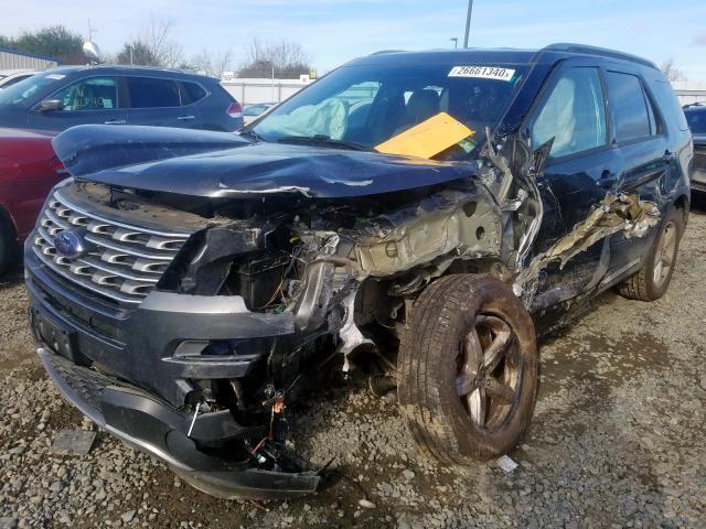 2016 Ford EXPLORER | Vin: 1FM5K8D84GGB52844