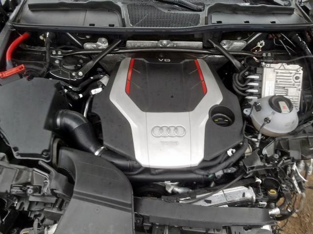 2018 Audi SQ5 | Vin: WA1A4AFY9J2206963