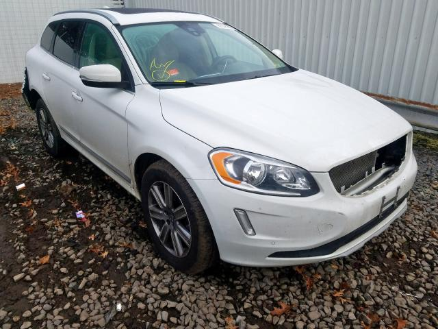 Volvo salvage cars for sale: 2016 Volvo XC60 T6 PR