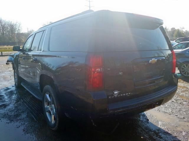 2016 Chevrolet SUBURBAN | Vin: 1GNSKHKCXGR320349