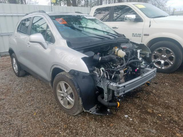 Salvage 2015 CHEVROLET TRAX - Small image. Lot 26241550