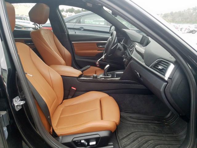 2016 BMW 3 series | Vin: WBA8E3G53GNT78685