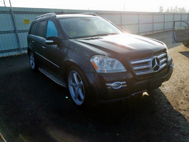 2008 Mercedes-Benz Gl 550 4Ma 5.5L