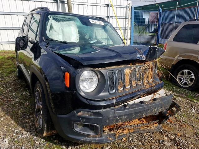Salvage 2015 JEEP RENEGADE - Small image. Lot 26367980