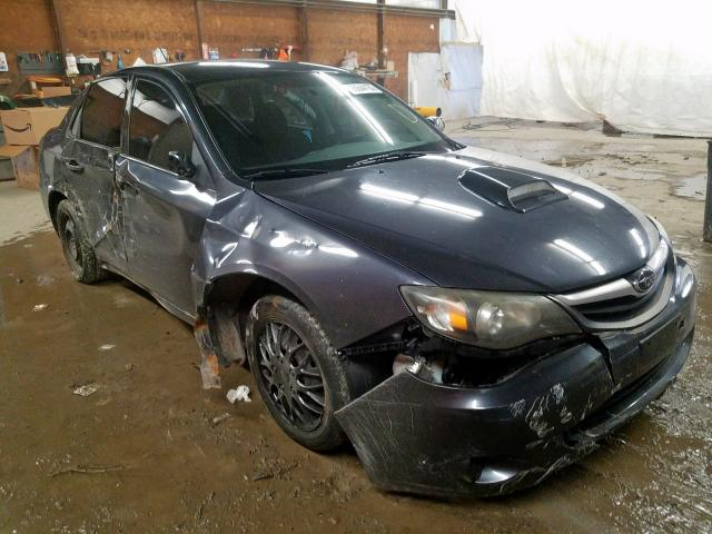 Salvage 2010 SUBARU IMPREZA - Small image. Lot 26644100