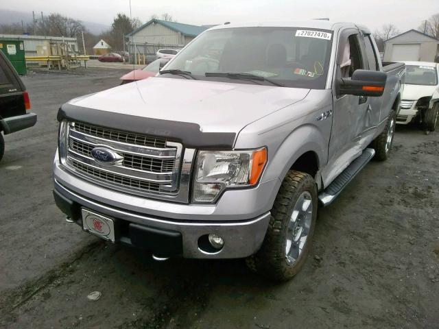 2013 Ford F150 | Vin: 1FTFX1EF6DFB25743