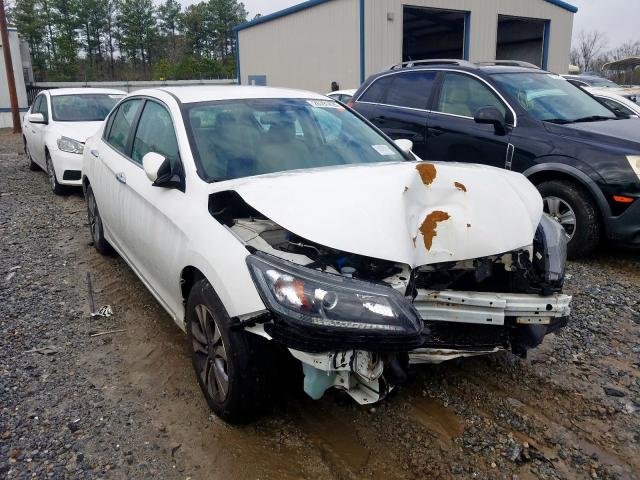 Salvage 2014 HONDA ACCORD - Small image. Lot 26391420