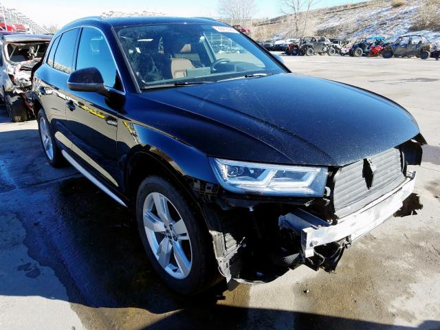 Vehiculos salvage en venta de Copart Littleton, CO: 2018 Audi Q5 Premium