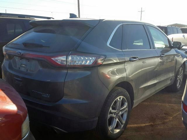 2017 Ford EDGE | Vin: 2FMPK4K98HBB90437