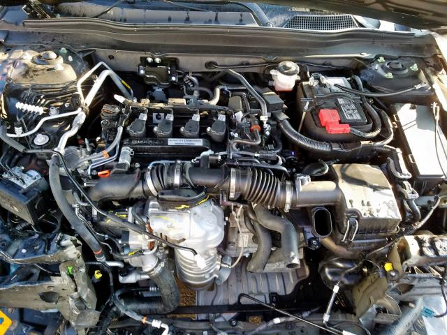 2018 Honda ACCORD | Vin: 1HGCV1F43JA241045