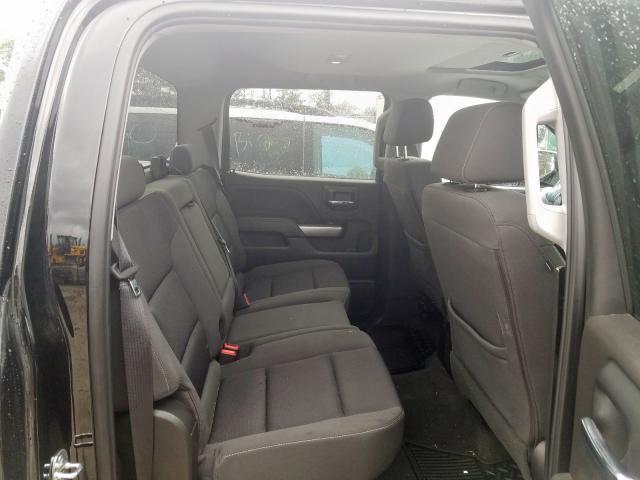 2018 Chevrolet SILVERADO | Vin: 3GCPCREC4JG486614