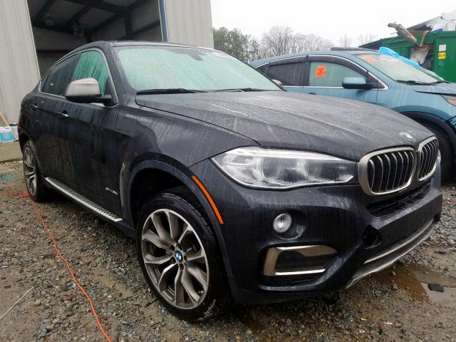 Auto Auction Ended On Vin 5ymkw8c51g0r43089 2016 Bmw X6 M