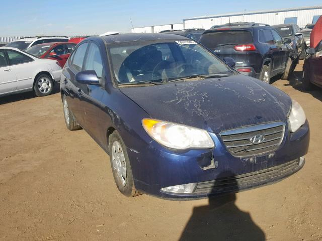 2007 Hyundai Elantra Gl 2.0L