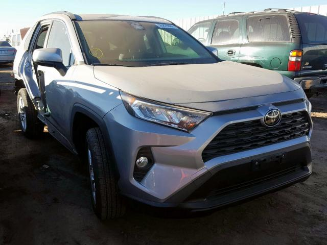 Toyota Rav4 XLE salvage cars for sale: 2019 Toyota Rav4 XLE