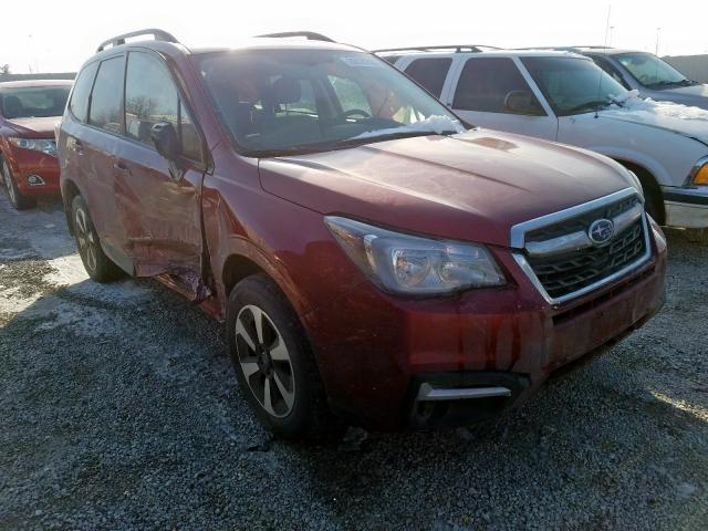 Salvage cars for sale from Copart Greenwood, NE: 2018 Subaru Forester 2